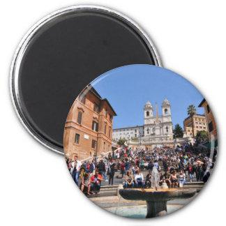 Piazza di Spagna, Rome, Italy Magnet