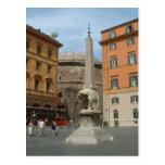 Piazza Minerva Postcard