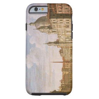 Piazza Navona, Rome, looking South towards Palazzo Tough iPhone 6 Case