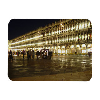 Piazza San Marco 2 Magnets