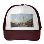 Piazza San Marco A Venezia. By Guardi Francesco Trucker Hat