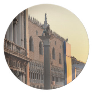 Piazza San Marco (St. Mark's Square, Venice Dinner Plates
