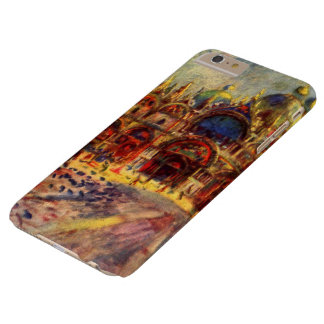 Piazza San Marco, Venice by Pierre Renoir Barely There iPhone 6 Plus Case