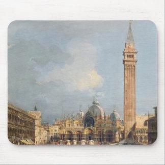 Piazza San Marco, Venice, c.1760 Mouse Pad