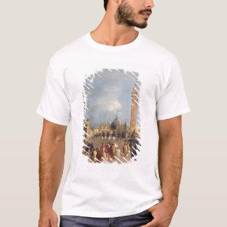 Piazza San Marco, Venice, c.1760 T-Shirt