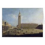 Piazza San Marco, Venice Card