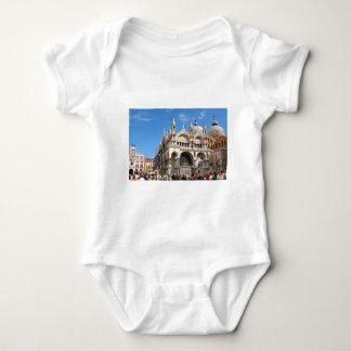 Piazza San Marco, Venice, Italy Baby Bodysuit