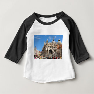 Piazza San Marco, Venice, Italy Baby T-Shirt