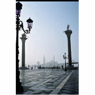 Piazza San Marco, Venice, Italy Cutout