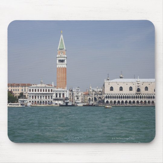 Piazza San Marco Venice Italy Mouse Pad