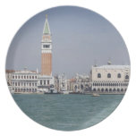 Piazza San Marco Venice Italy Plates