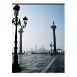 Piazza San Marco, Venice, Italy Postcard