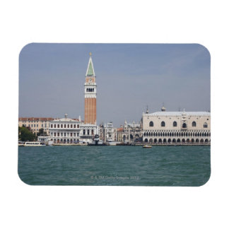 Piazza San Marco Venice Italy Rectangular Photo Magnet