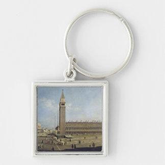 Piazza San Marco, Venice Keychain
