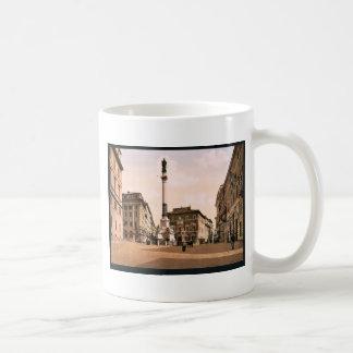 Piazzi di Spagna, Rome, Italy classic Photochrom Classic White Coffee Mug