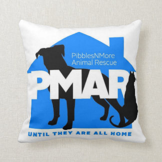 Pibbles & More Animal Rescue 16 x 16 Pillow
