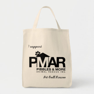 Pibbles & More Animal Rescue Canvas Bags