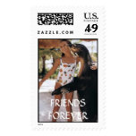 pic15350, FRIENDS FOREVER Postage Stamps