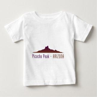 Picacho Peak - Arizona Baby T-Shirt