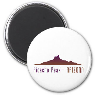 Picacho Peak - Arizona Magnet