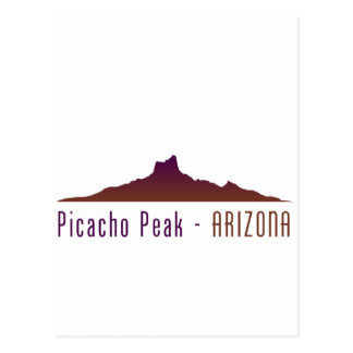 Picacho Peak - Arizona Postcard