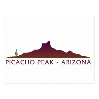 Picacho Peak - Arizona Postcard
