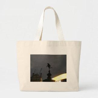 picadilly at dawn tote bag