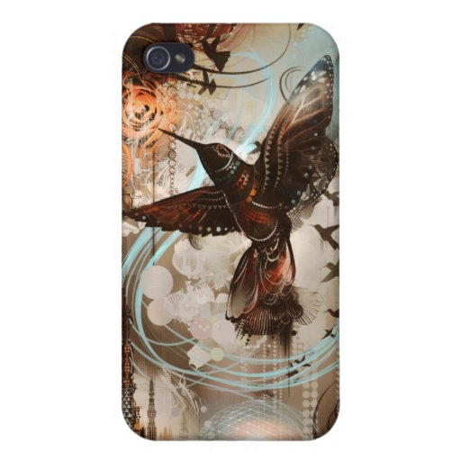 picaflora iPhone 4 cover
