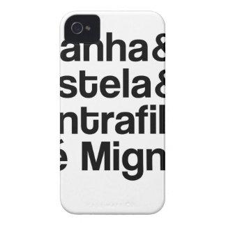 PICANHA, RIB, CONTRAFILÉ, MIGNON iPhone 4 CASE