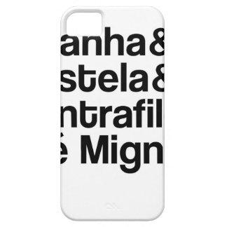 PICANHA, RIB, CONTRAFILÉ, MIGNON iPhone SE/5/5s CASE