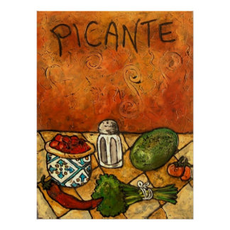 Picante HOT HOT HOT Poster