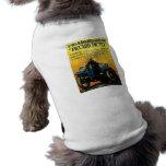 Picard Pictet Vintage Car Advertisement Doggie Shirt