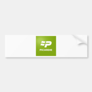Picardie.png Bumper Sticker