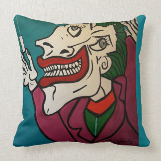 PICASSO BY NORA DOCTOR BRAIN THROW PILLOW