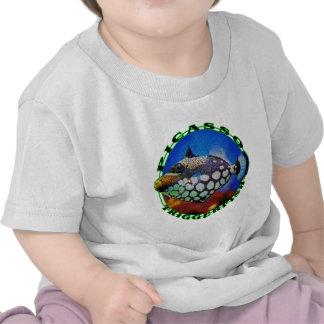 Picasso-Fish Tshirt