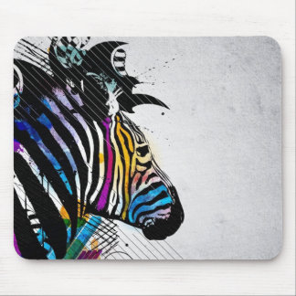 Picasso´s Zebra Mouse Pad