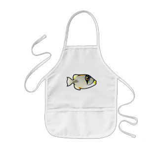 Picassofish árabe lindo delantal infantil