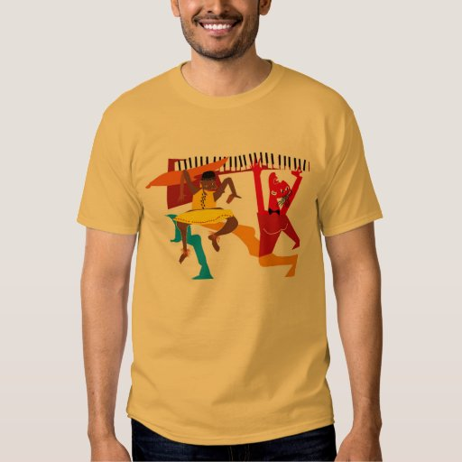 Picasso's Musicians Tee Shirt