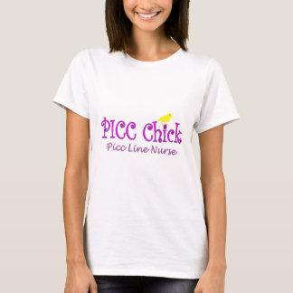 PICC Chick---PICC LINE Insertion NurseGifts T-Shirt
