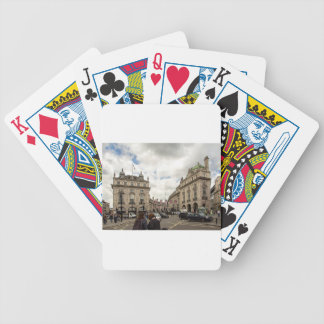 Piccadilly Circus Bicycle Playing Cards