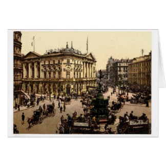 Piccadilly Circus, London Card