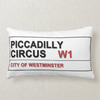 Piccadilly Circus LONDON Pillows