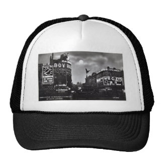 Piccadilly Circus, London Vintage Trucker Hat
