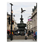 Piccadilly Circus Post Card
