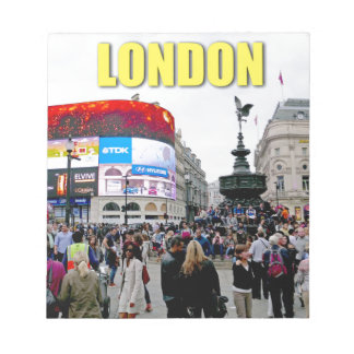 Piccadilly Circus - Pro photo Scratch Pad