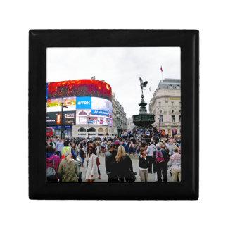 Piccadilly Circus - Professional photo Keepsake Boxes
