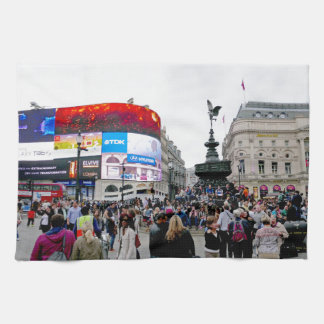 Piccadilly Circus - Professional photo Kitchen Towel