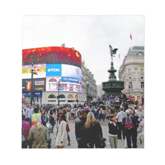 Piccadilly Circus - Professional photo Scratch Pads
