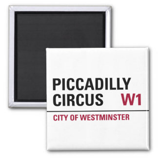 Piccadilly Circus Sign Magnet