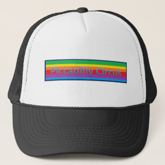 Piccadilly Circus Style 2 Trucker Hat